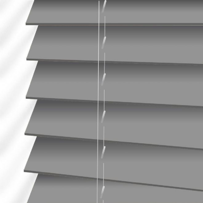 Forestwood 50mm Real Wood Venetian blinds Made to Measure - Just Blinds